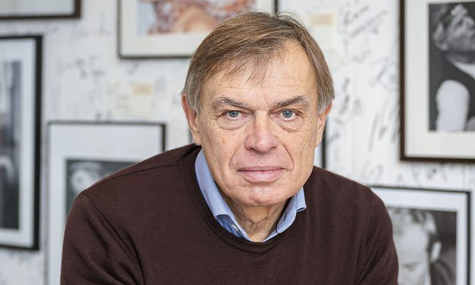 Gerhard Jelinek.