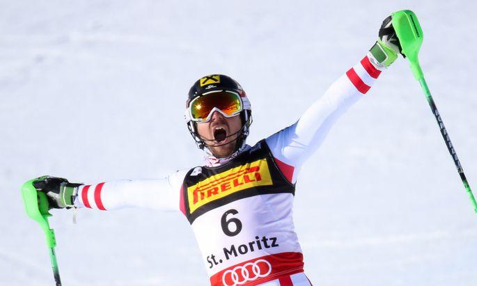 ALPINE SKIING - FIS Ski WC St. Moritz