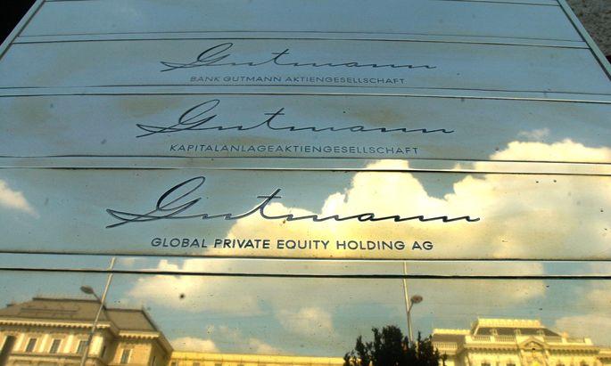 Gewonnen hat im Ranking die Bank Gutmann.