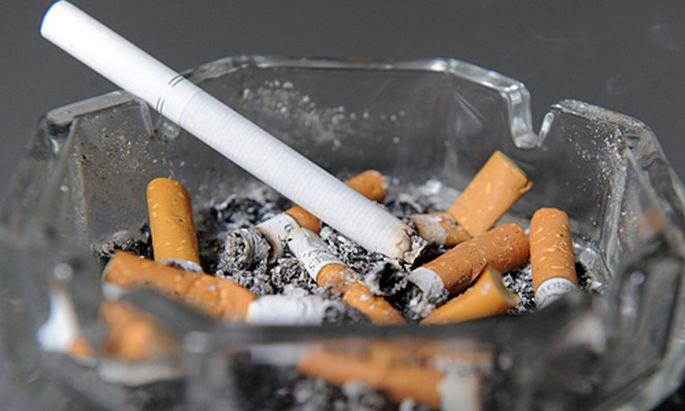 Symbolbild Zigarette