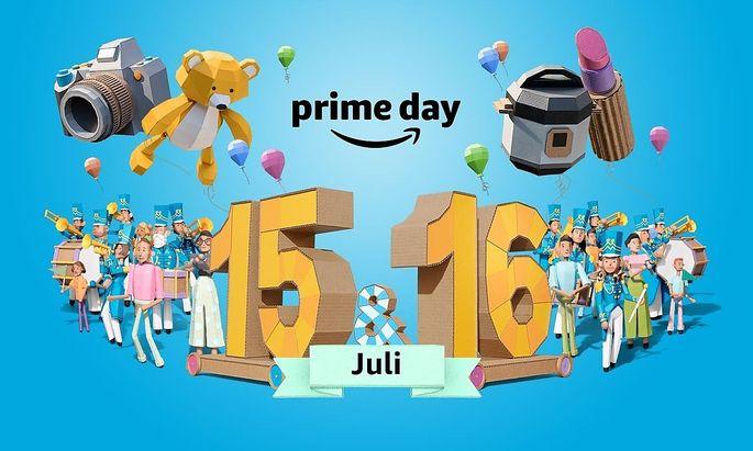 Streik an den Prime Days