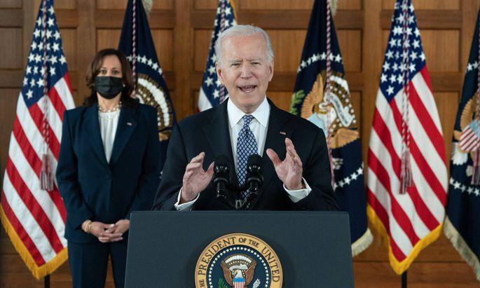 US-Präsident Joe Biden.