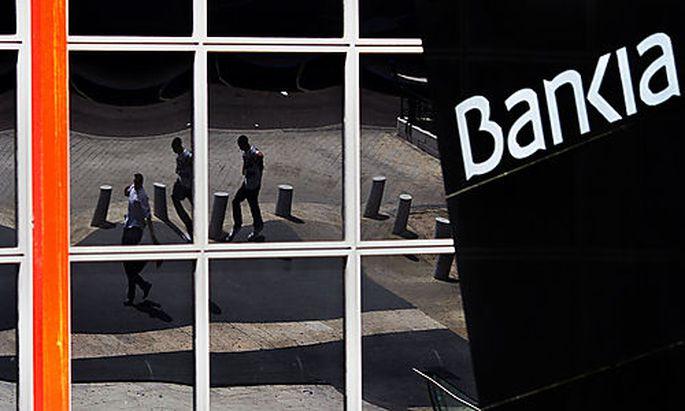 Der spanische Staat muss für die Rettung der angeschlagenen Bank tief in die Taschen greifen
