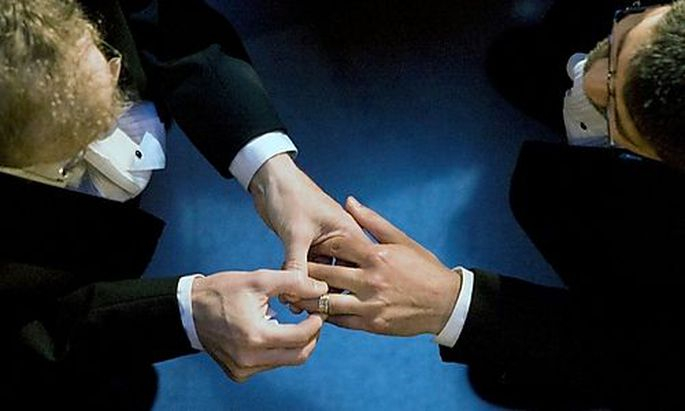 Heute soll im Nationalrat die lang umkämpfte sogenannte Homo-Ehe beschlossen werden