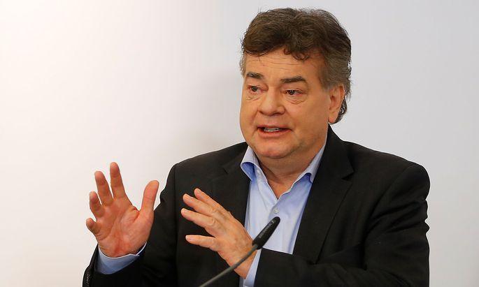 """Werner Kogler: """"Es war alles Lug und Trug, die schwarz-blaue Regierung ist mit dem Vernebelungsschmäh durchs Land gezogen."""""""