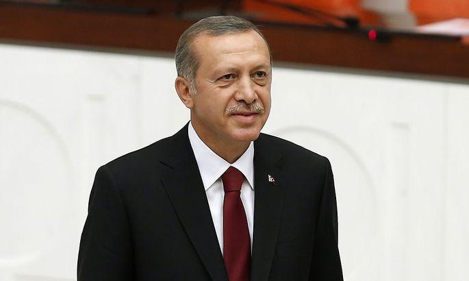 Türkeis neuer Präsident Recep Tayyip Erdogan.