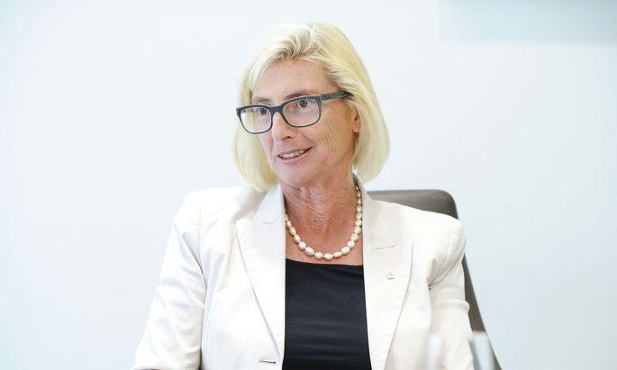 Elisabeth Stadler Stadler ist seit 2016 Chefin des Versicherers Vienna Insurance Group