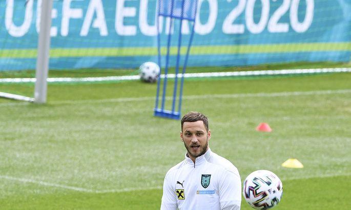 EURO 2020: TRAINING DES OeFB-TEAMS IN SEEFELD
