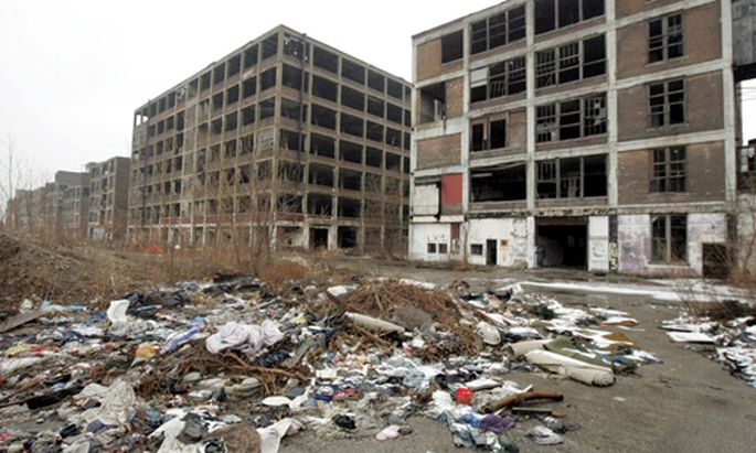 Detroit Downsizing einer Grossstadt