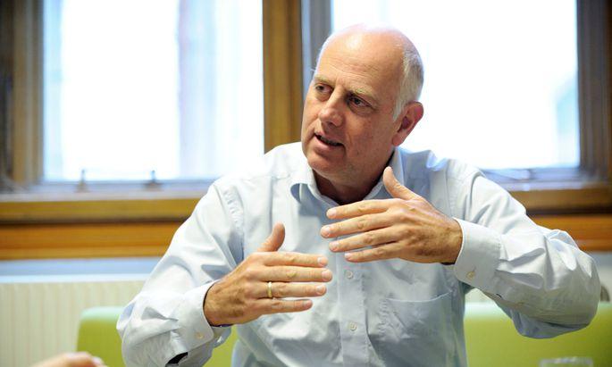 Christoph Chorherr, Planungssprecher der Wiener Grünen, soll bei der Beschaffung von Spendengeldern für seinen gemeinnützigen Verein unsauber gehandelt haben.