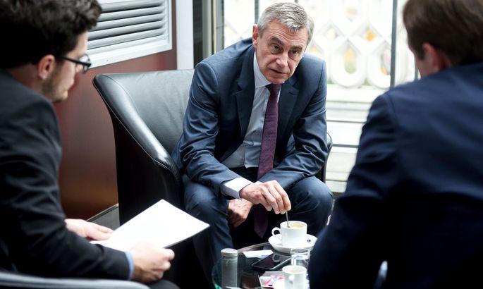 RLB-OÖ-Chef Heinrich Schaller fordert Zuschüsse des Staates an Unternehmen.