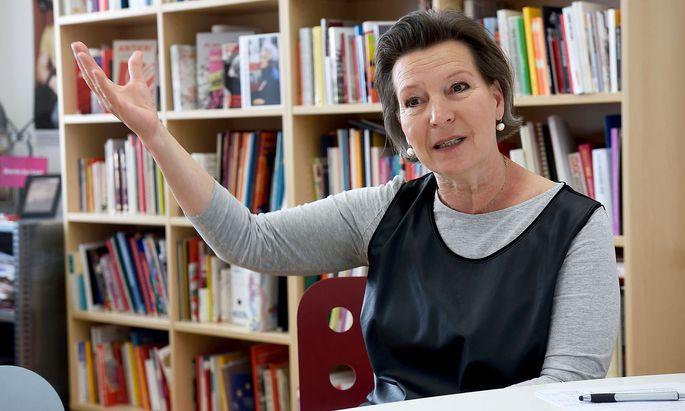 SPÖ-Frauenvorsitzende Heinisch-Hosek
