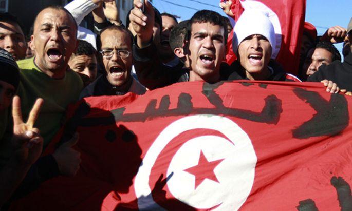 Tunesien Chaos nach Umsturz