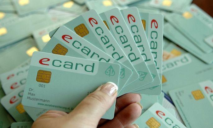 Die E-Card wird zum Grünen Pass