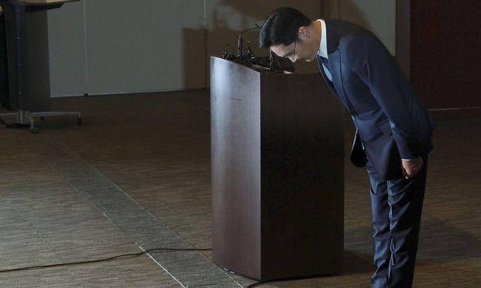 Samsung-Vizepräsident Lee Jae-Yong.