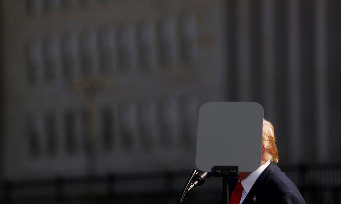 Hire and Fire dominiert Trumps Personalpolitik. Gleich drei Spitzenposten muss er demnächst neu besetzen.