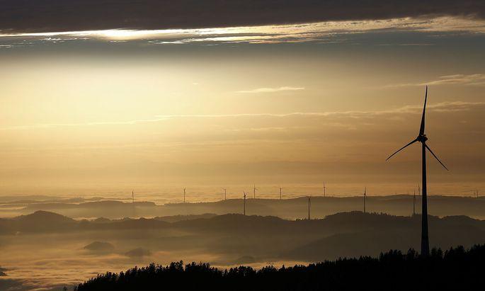 Im Vorjahr verschwanden 33 Windkraftanlagen aus Österreich.
