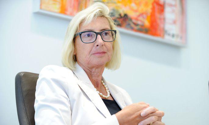 VIG-Chefin Elisabeth Stadler