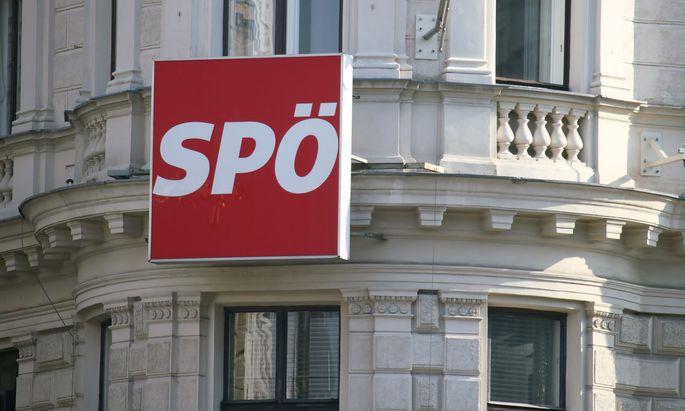 SPÖ-Parteizentrale in der Wiener Löwelstraße