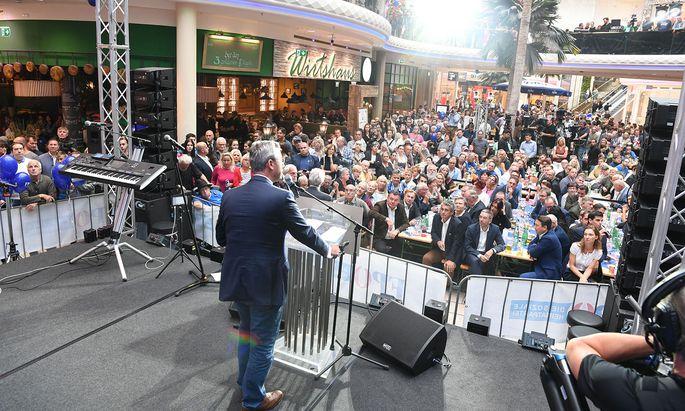 Norbert Hofer muss in seinem ersten Jahr als FPÖ-Chef zwei Landtagswahlen stemmen.