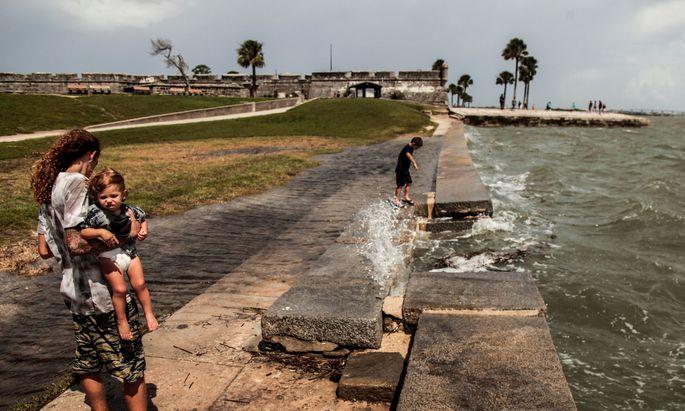 """Hurrikan """"Dorian"""" hat auf den Bahamas eine Spur der Zerstörung hinterlassen"""