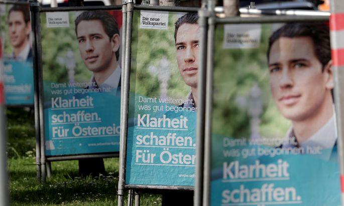 """Ob Kurz die """"ÖVP-Files"""" schaden, deren Vorwurfssubstrat der lockere Umgang mit Geld, als gäbe es kein Morgen, ist, wird man sehen."""