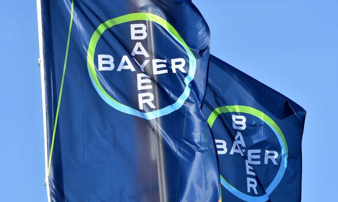 Bayer scheint wieder günstiger Wind entgegenzuschlagen.