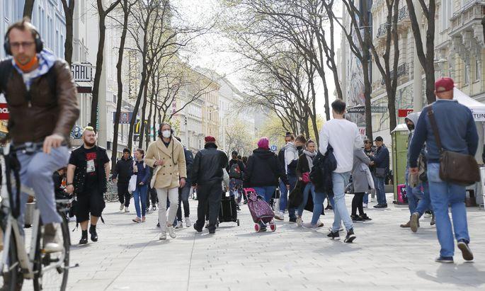 In Wien sind 24,7 Prozent geimpft
