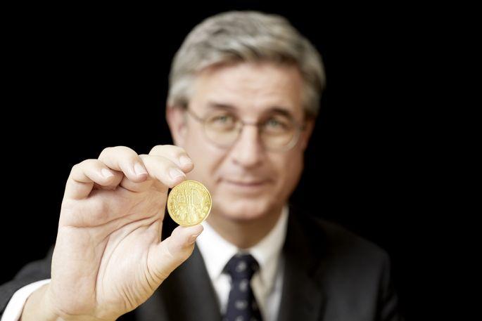 Gerhard Starsich, Generaldirektor Münze Österreich AG, über Gold & Geld.