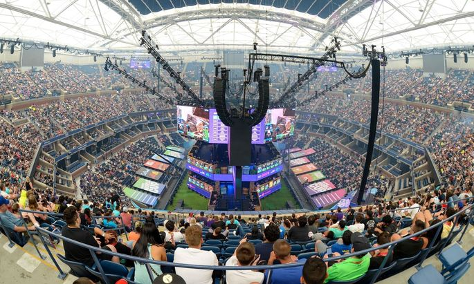 ESports: Fortnite World Cup Finals