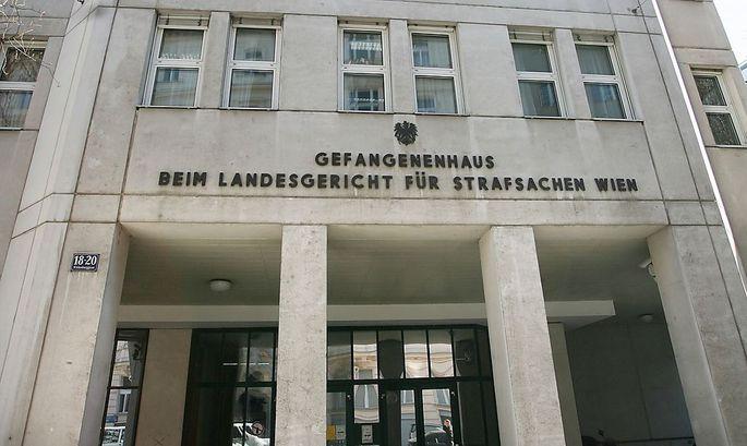 Der Großteil der Verdächtigen sitzt in der Justizanstalt Josefstadt in U-Haft.