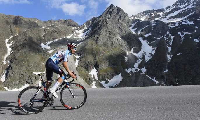 AUSTRIA CYCLING TOUR DE SUISSE 2015