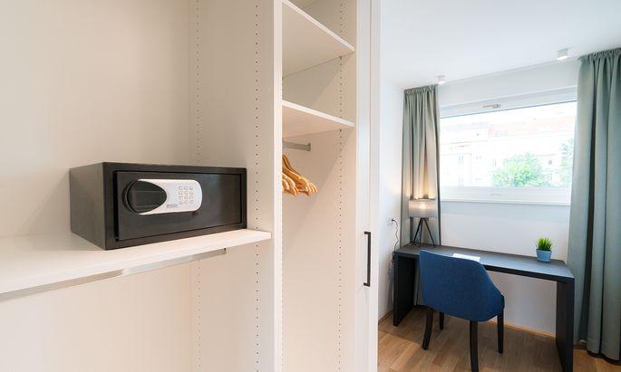 Servicierte Apartments (im Bild von Vienna Residence) werden derzeit neuen Nutzungszwecken zugeführt.
