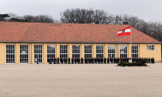 Maria Theresien-Kaserne