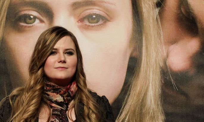 """Die Entführung von Natascha Kampusch (Bild: Februar 2013, Premiere des Films """"3096 Tage"""") sorgt weiter für Gesprächsstoff."""
