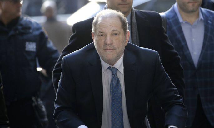 Ex-Filmmogul Weinstein schuldig