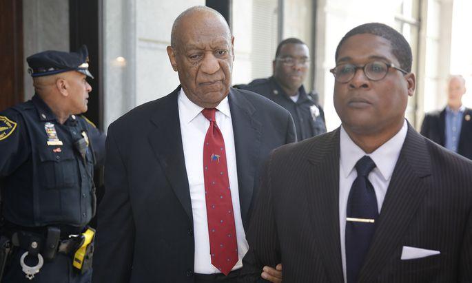 Fast blind, schwerhörig und gebrechlich: Bill Cosby zeigte sich im Lauf des Prozesses uneinsichtig.