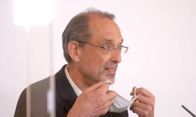 Bildungsminister Heinz Faßmann plant schärfere Maßnahmen gegen das Ghostwriting