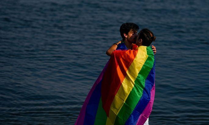 Auch in Deutschland könnten homosexuelle Paare bald heiraten dürfen.