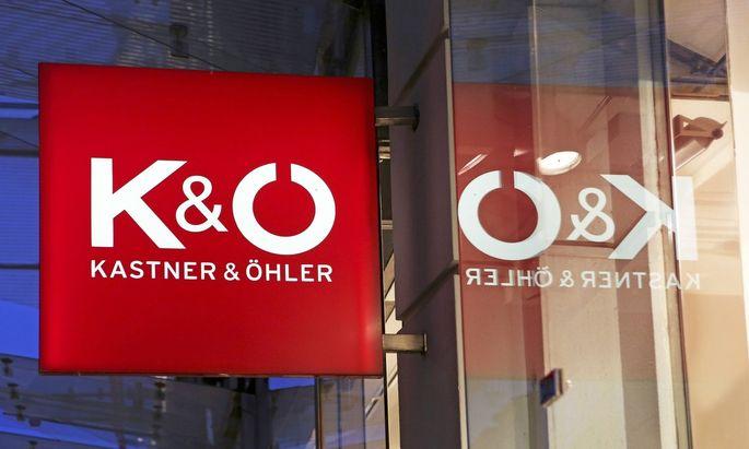 Kastner & Öhler in der Grazer Innenstadt.