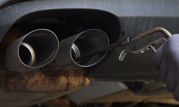 FILES-GERMANY-AUTOMOBILE-DIESEL-POLLUTION