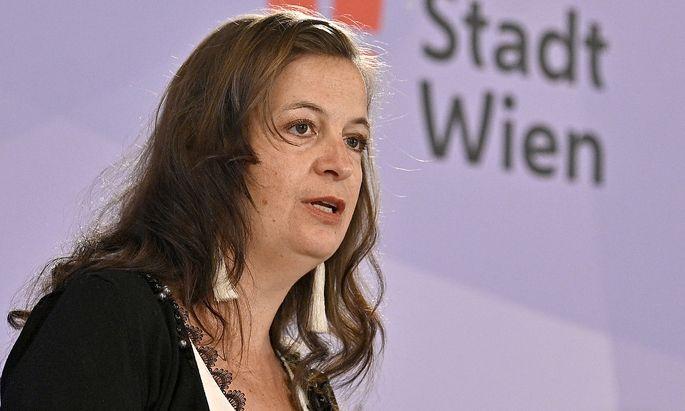 Wiens SPÖ-Verkehrsstadträtin Ulrike Sima gab die Einführung der flächendeckenden Parkraumbewirtschaftung bekannt.