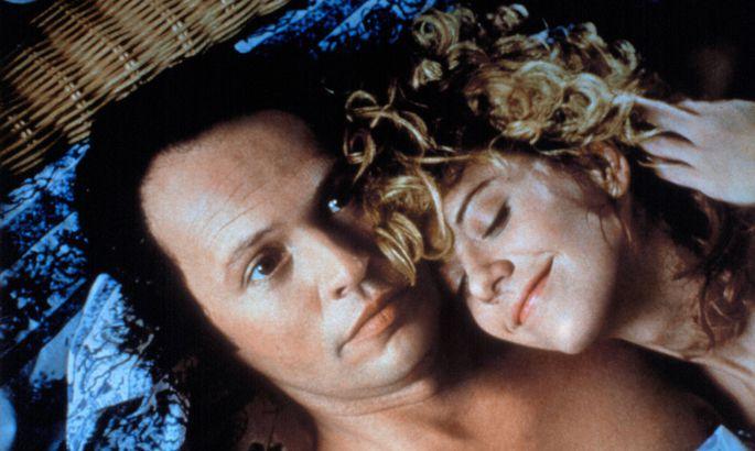 Billy Crystal und Meg Ryan als Harry und Sally, 1989.