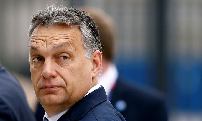 Archivbild: Ungarns Ministerpräsident Viktor Orban