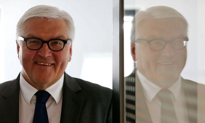 Frank-Walter Steinmeier, bis vor Kurzem deutscher Außenminister, soll am Sonntag zum neuen Bundespräsidenten gewählt werden. Amtsinhaber Joachim Gauck ist noch bis 18. März im Amt.