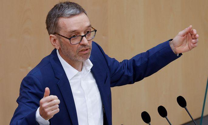 Er ist der designierte neue Parteichef der FPÖ. Doch Herbert Kickls Kür stößt nicht überall auf Gegenliebe.