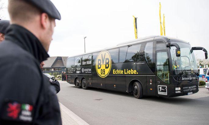Nach Explosionen an BVB-Bus
