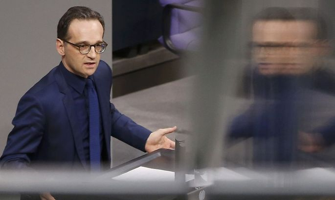 Deutschlands Justizminister Heiko Maas