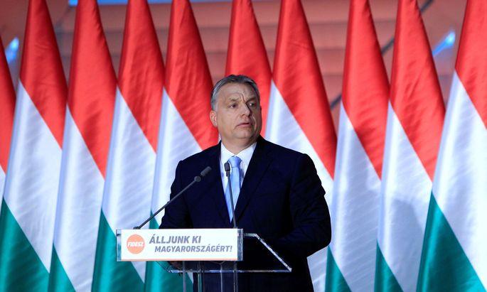 Viktor Orbán (Archivbild)