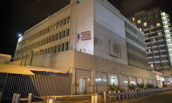 Die Botschaft der Vereinigten Staaten von Amerika Tel Aviv Israel 7 12 2012 Tel Aviv Israel PUBL